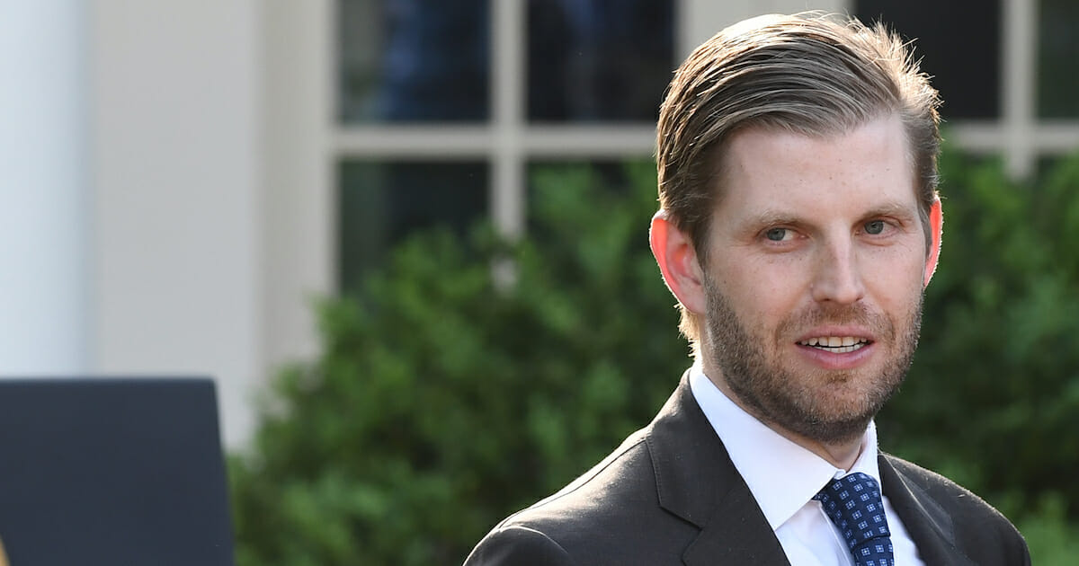 O'Donnell & MSNBC Get Even Worse News as Eric Trump Says He's Suing over Russia Smear