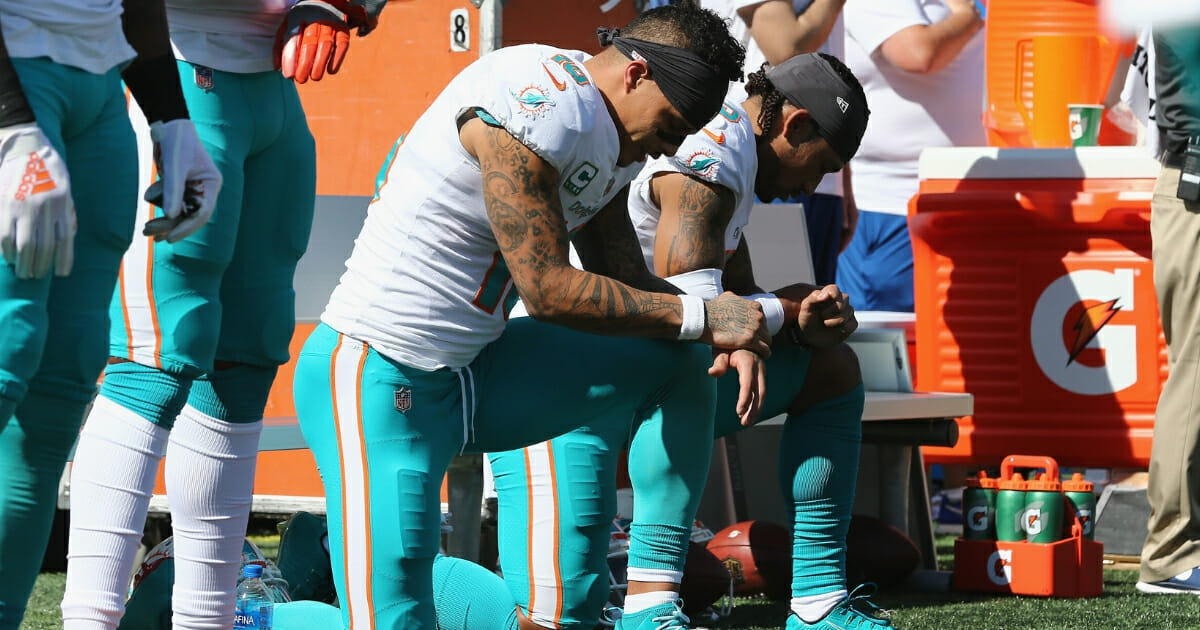 Dolphins Coach Appears To Troll Anthem-Protesting Receiver Stills with Practice Music Selection of Numerous Jay-Z Songs