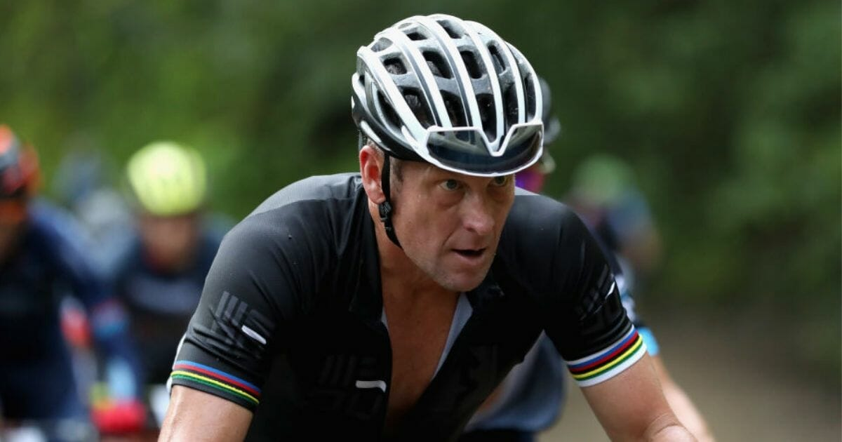 Lance Armstrong Brags About Passing VP Mike Pence on Bike, Gets Slammed for Doping Past