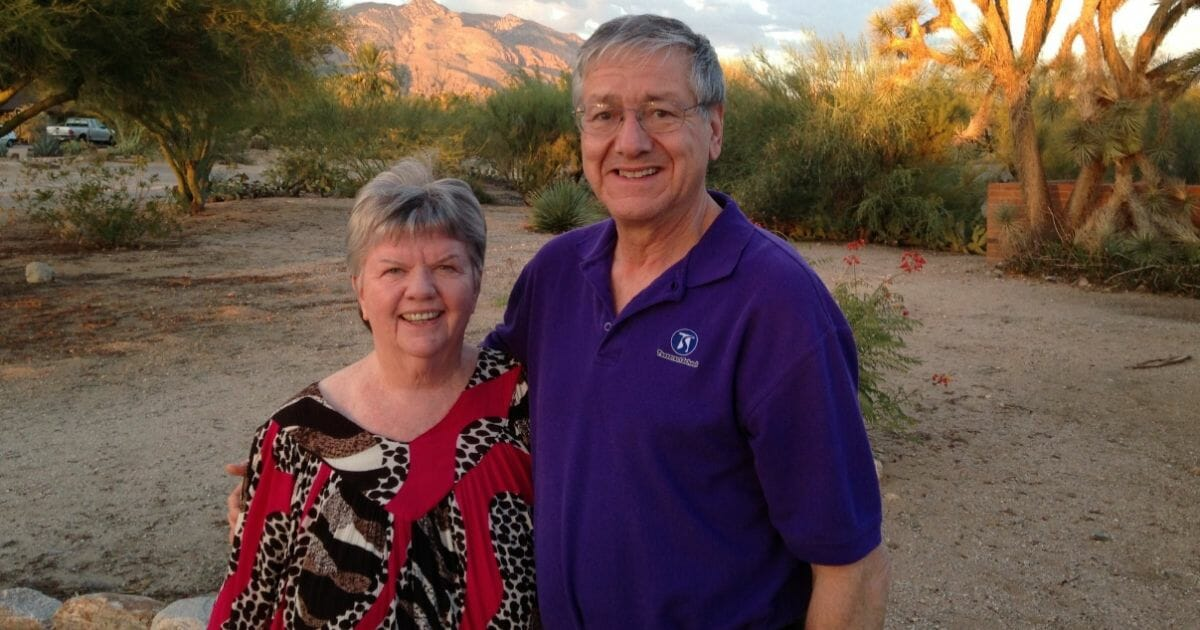 Husband Goes on Cross-Country Road Trip His Wife of 48 Years Planned for Him Before She Died