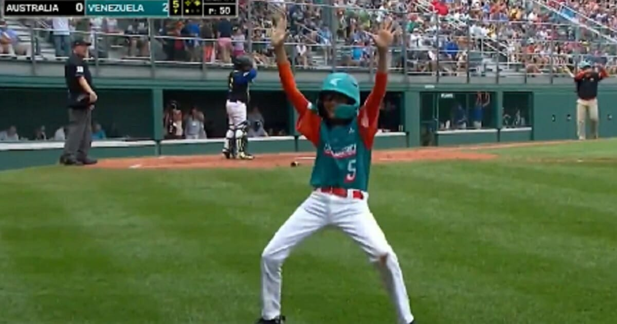 Little League World Series Player Goes Viral with Bizarre Crouching Batting Stance
