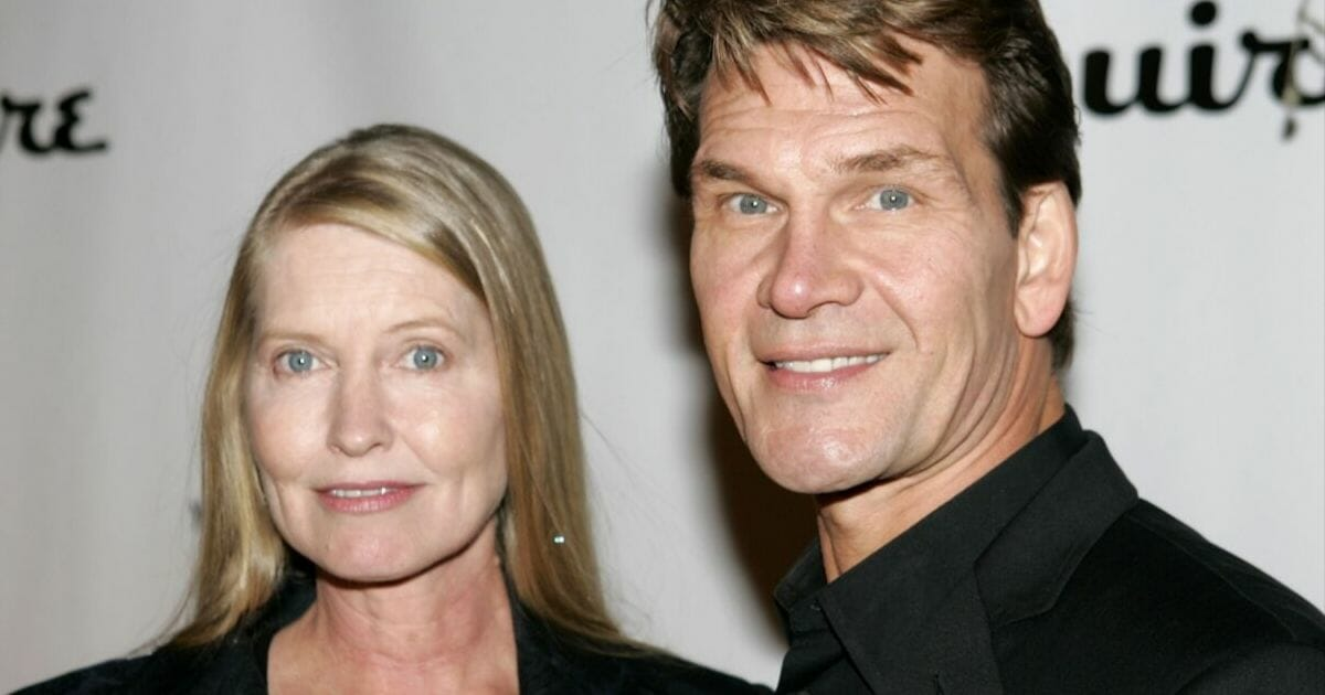 Patrick Swayze's Widow Opens Up 10 Years After His Death, Says Actor Was Abused at Hands of Mother