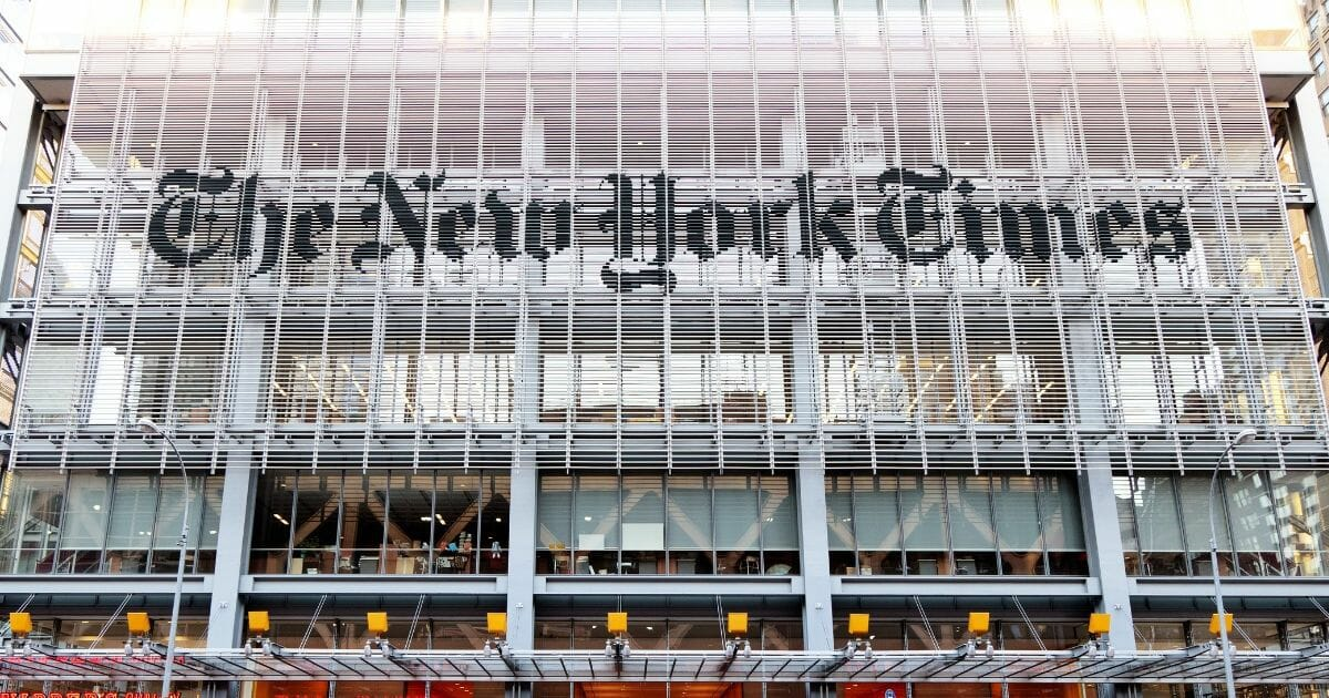 Readers Speak Out After NYT Hit Piece on The Western Journal: 'The NYT Is Not Capable of Reporting Anything Honestly'