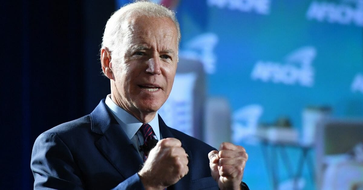 Joe Biden Goes into Full Pander Mode: 'White Folks' Are the Reason for Racism