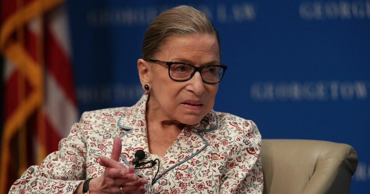 Justice Ginsburg Treated for Cancer at Center Partly Funded by David Koch's $225 Million in Gifts