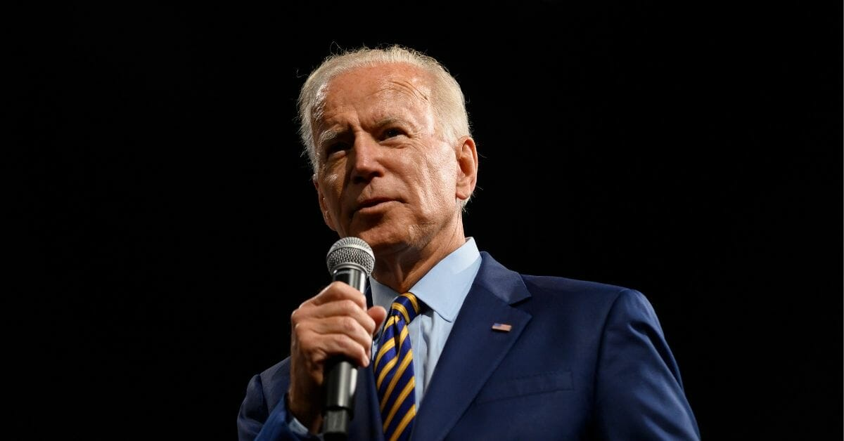 Monmouth University Disavows Own Poll When It Shows Biden Plummeting 13 Points, Losing Lead