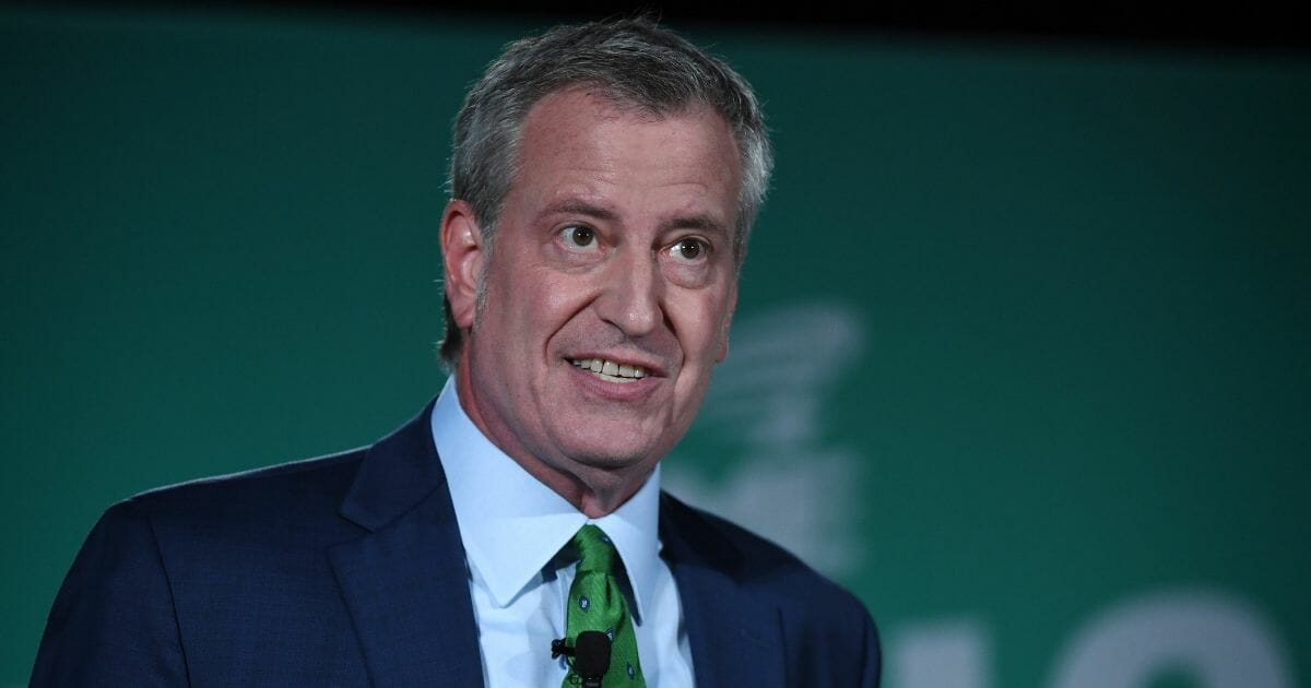 De Blasio in Hot Water Over Potential Campaign Finance 'Shell Game'