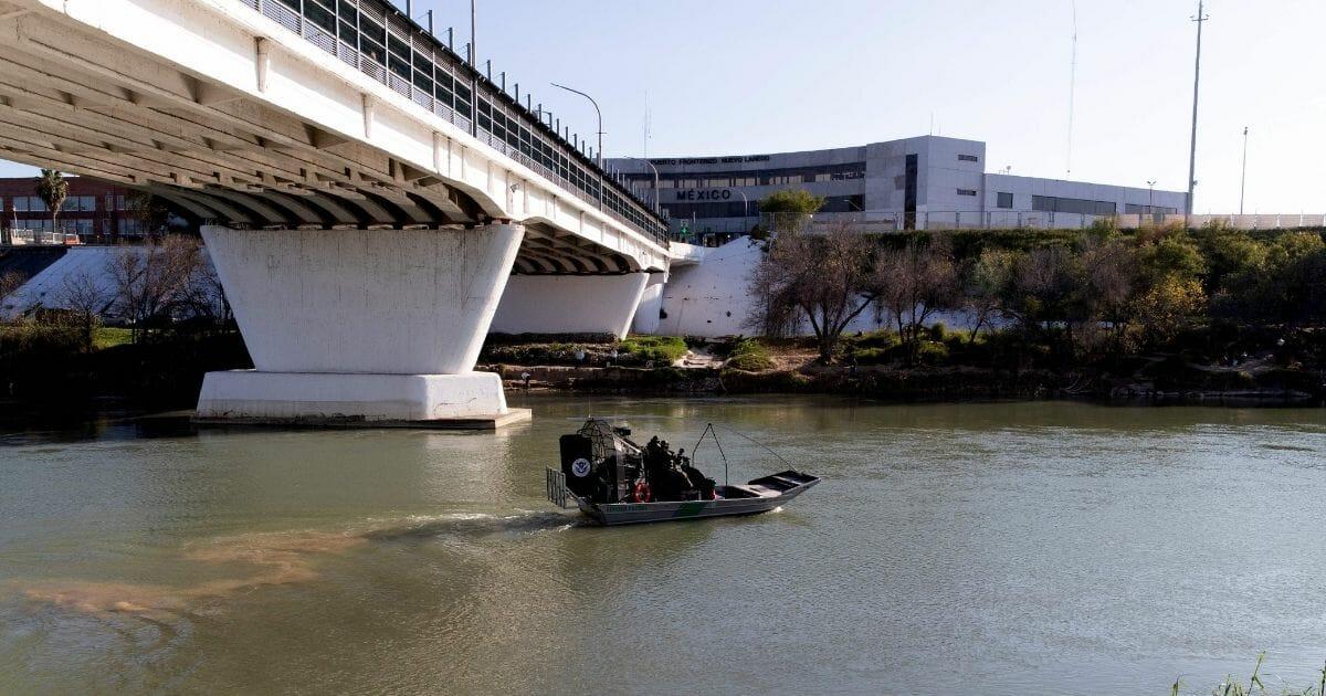 US Border Patrol Comes Under Cartel Gunfire On Rio Grande