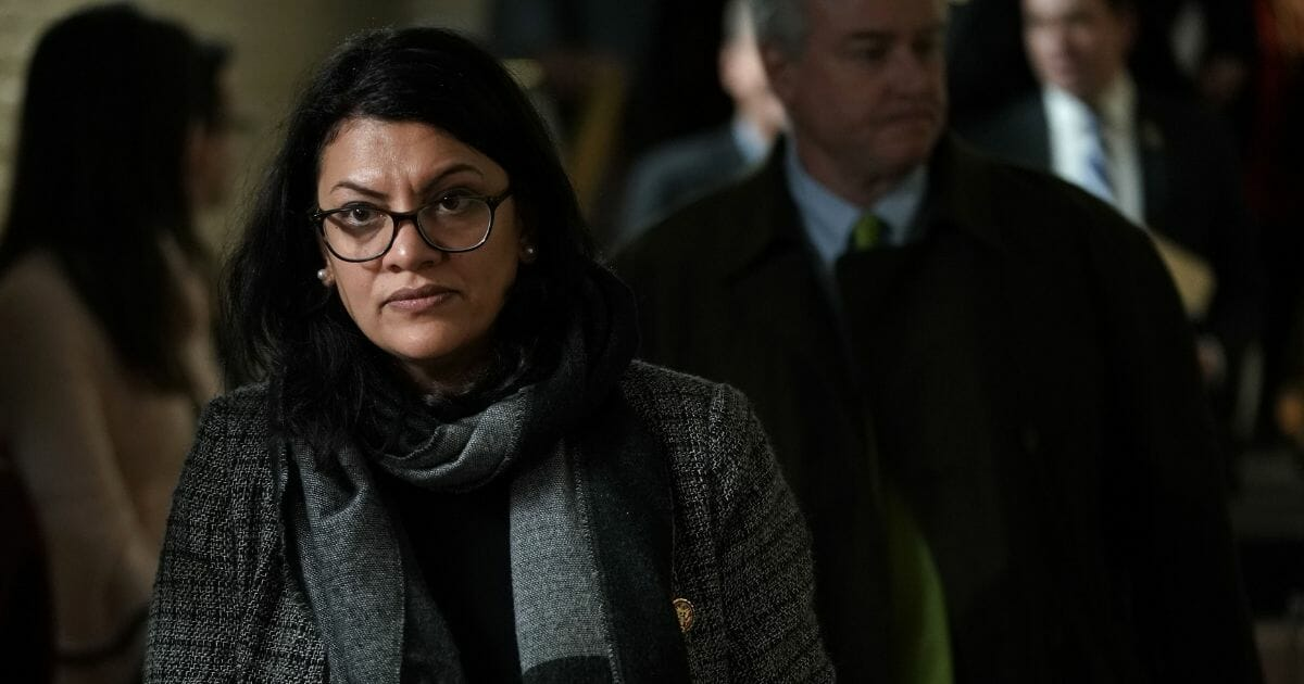 Tlaib Gets Unbanned by Israel, Still Refuses To Go To See Her Elderly Grandma