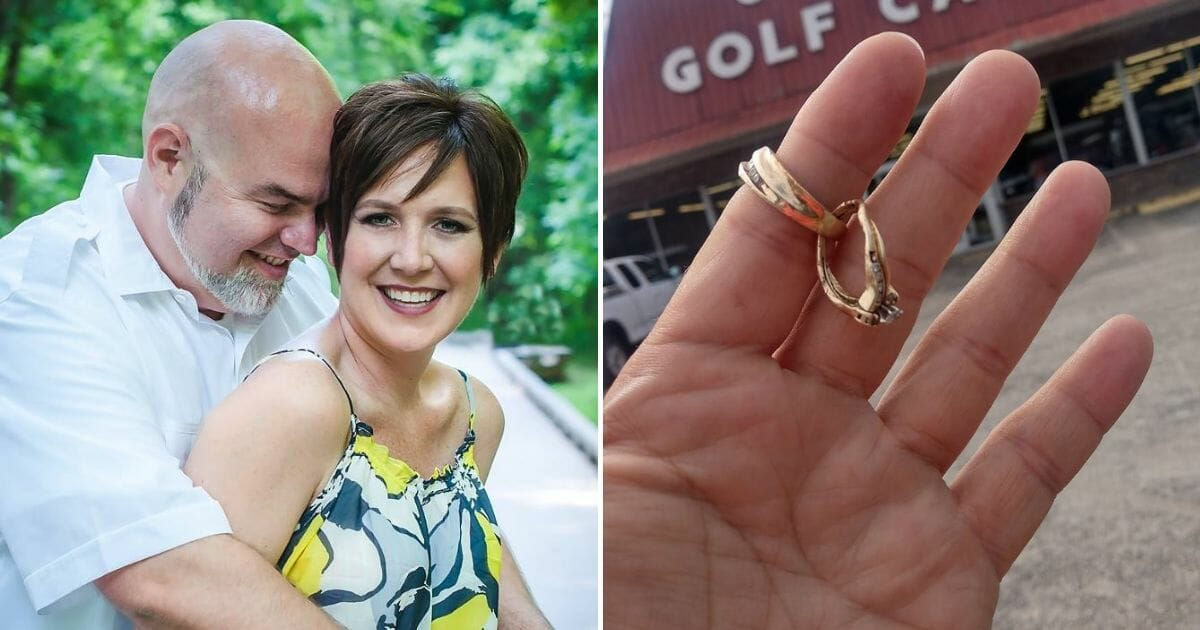 Widower Reunited with Late Wife's Wedding Ring After Losing It on Vacation: 'God Is Great'