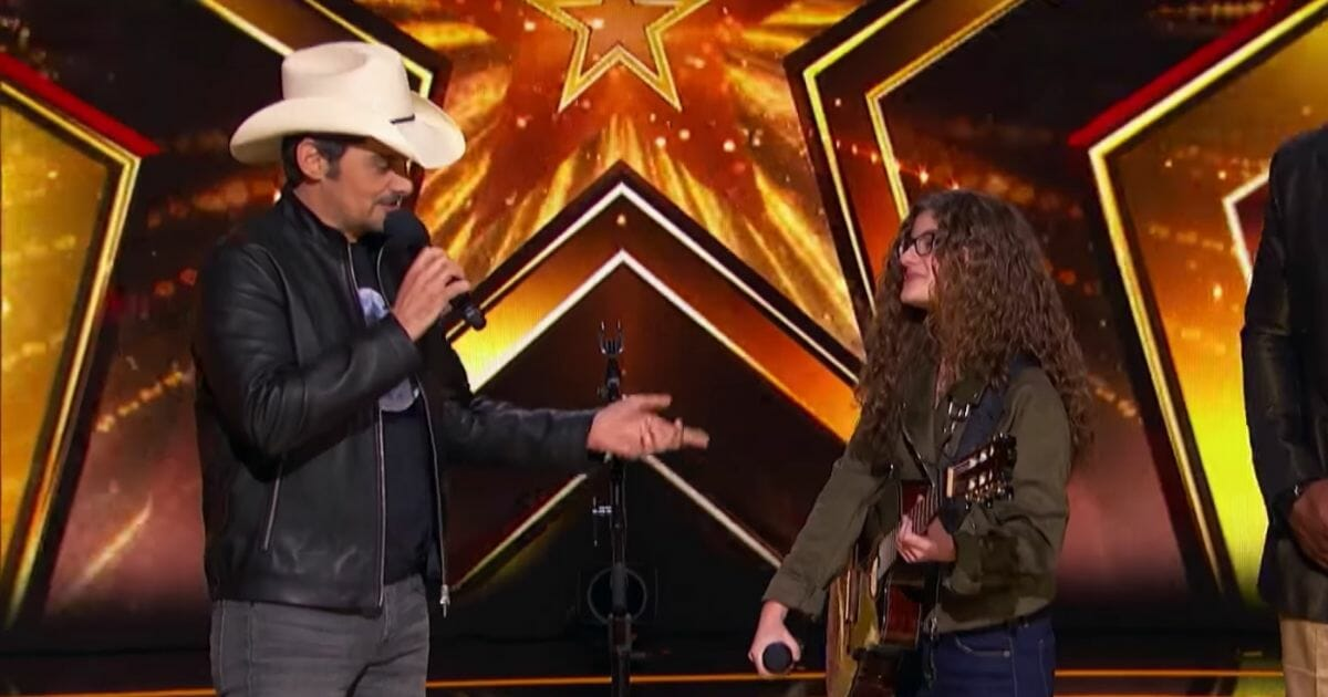 'AGT' Contestant That Earned Golden Buzzer from Brad Paisley Eliminated in Quarterfinals