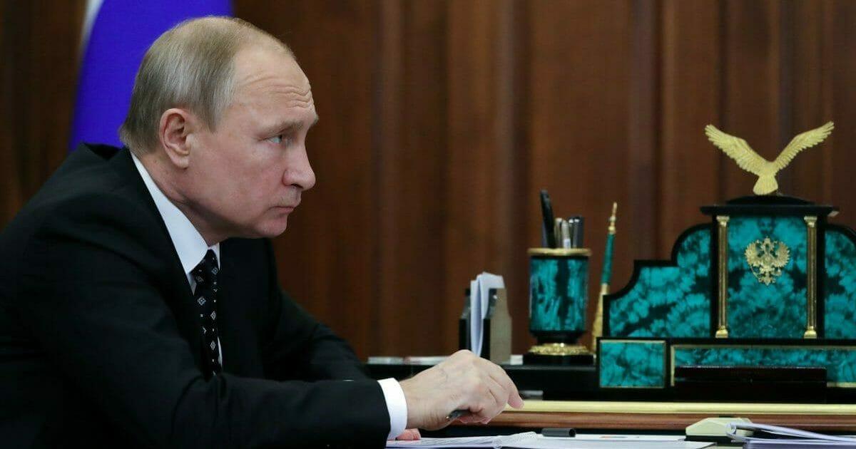 Putin Slams US Nuclear Treaty Withdrawal