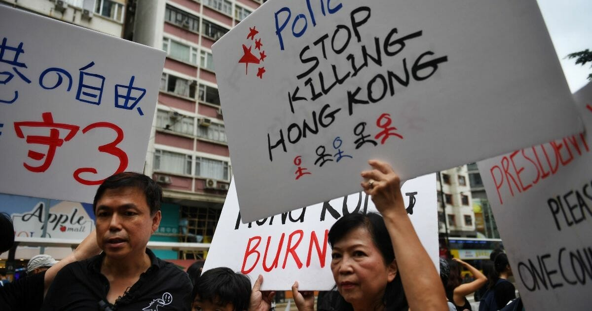 Cotton Puts Screws on China: Threat of 'Martial Law' in Hong Kong a 'Grave Miscalculation'