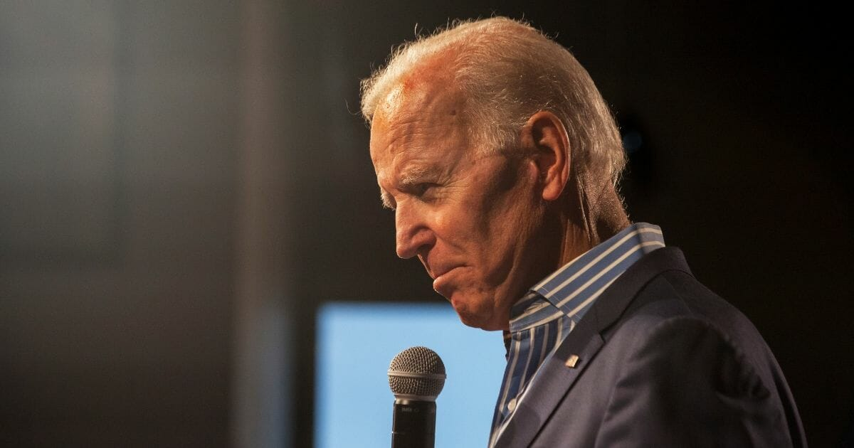 Joe Biden Gives Up Apartheid Lie When Cornered: 'I Guess I Wasn't Arrested'