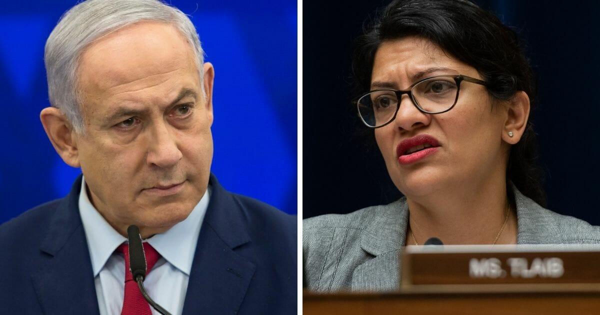 Rashida Tlaib Will Lose Her Mind as Netanyahu Promises to Annex a Part of the Territory Her Grandmother Lives In