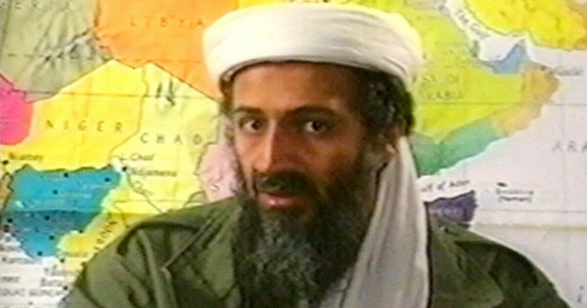 SEAL Who Shot Bin Laden: Osama 'Died Scared S***less. Hiding Behind His Wife'