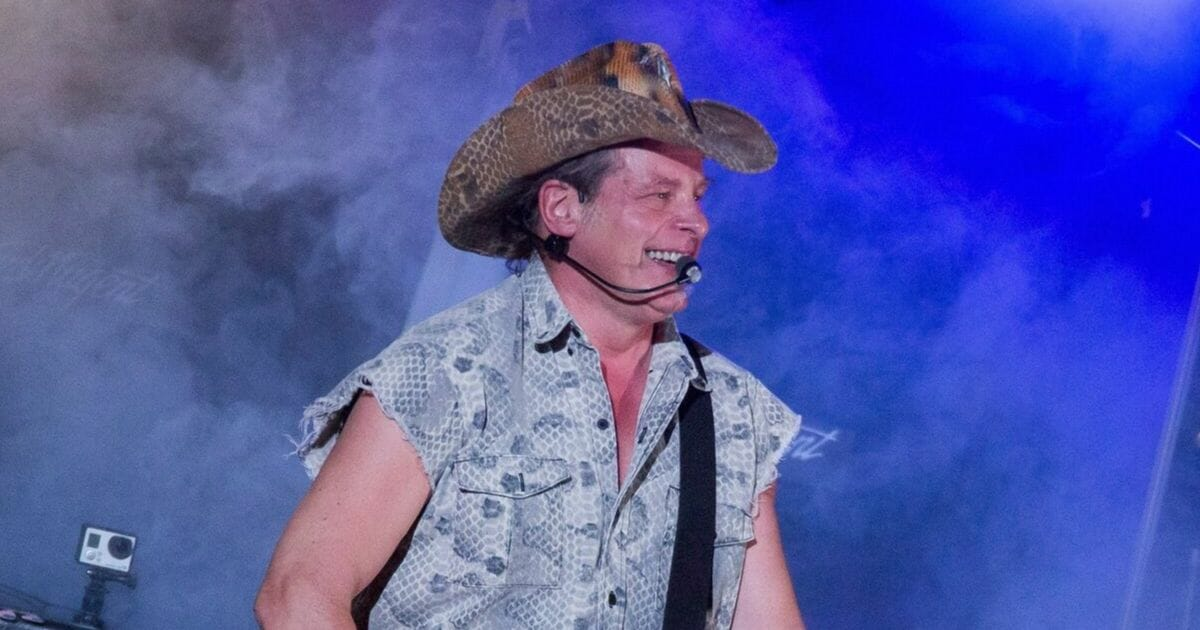 Ted Nugent Predicts 'Widespread Civil Disobedience' After Radical Change to Hunting Rules