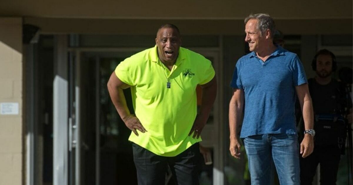 TV Host Mike Rowe Surprises Non-Profit Director with $124,000 in Donations