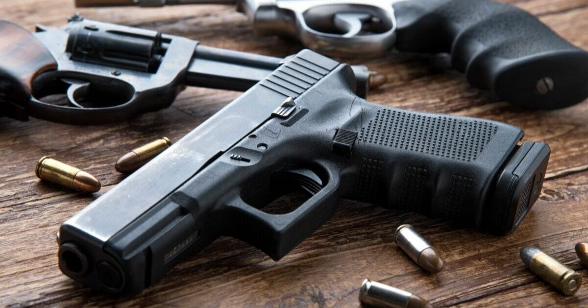 Leftists Lose It After Sheriff Determines 'Ghost Gun' Used in Shooting