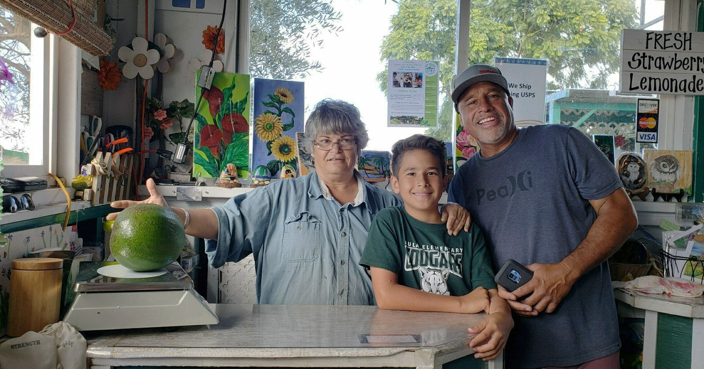 Hawaii Family's Meticulous Efforts Pay Off as Prized Avocado Grows to World Record Weight