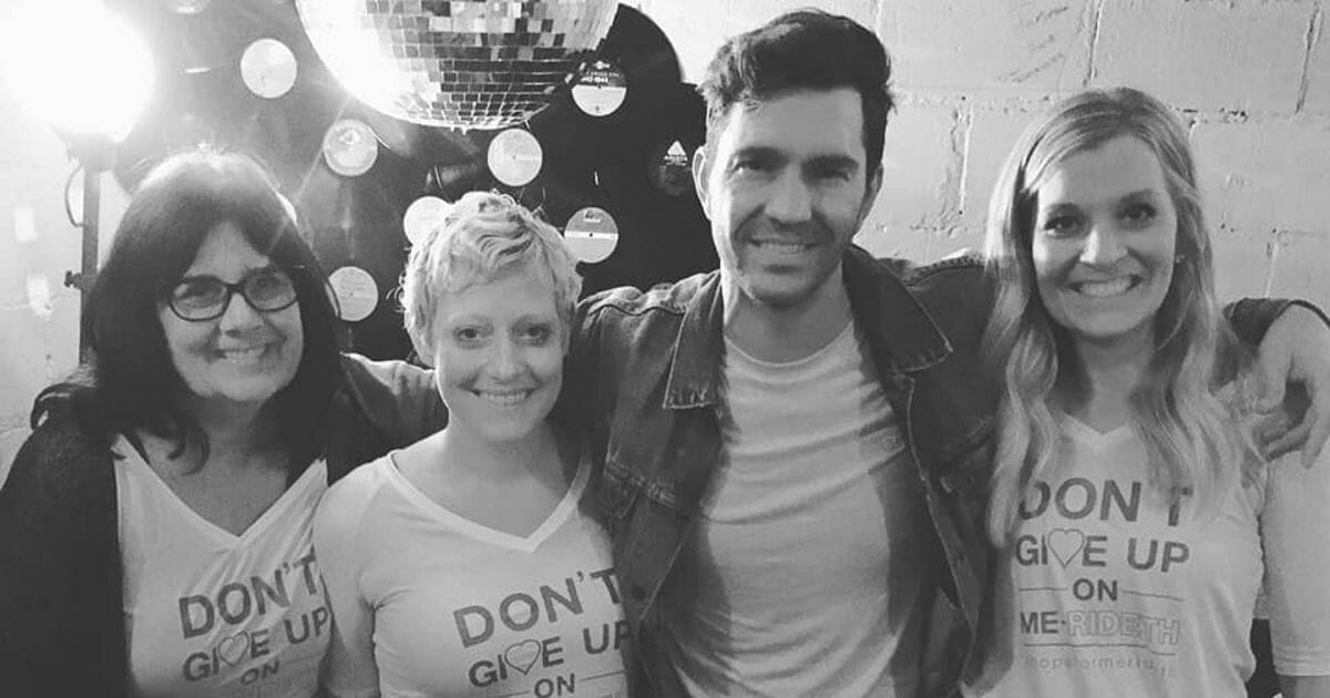 Mom Battling Cancer Surprised by Andy Grammer with Backstage 'Don't Give Up On Me' Performance