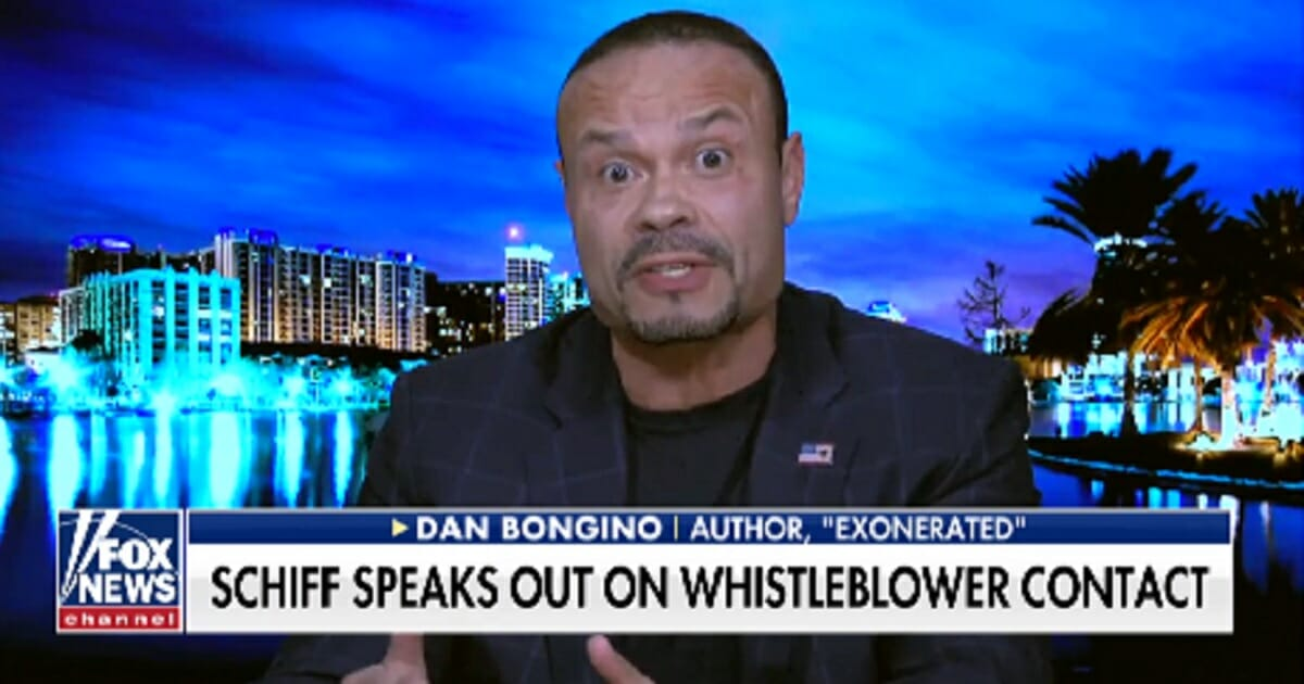 Dan Bongino Heaps Blame on Media for Swallowing Adam Schiff's 'False' Story