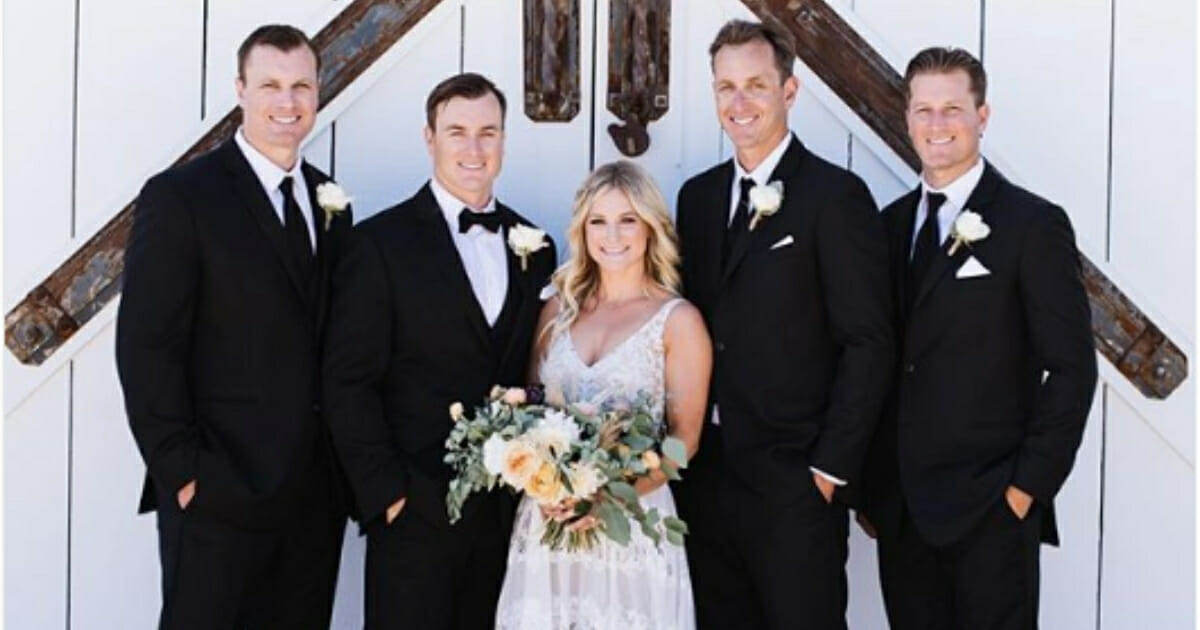 Former NFL Player-Turned-Firefighter Diagnosed with ALS One Month After Getting Married