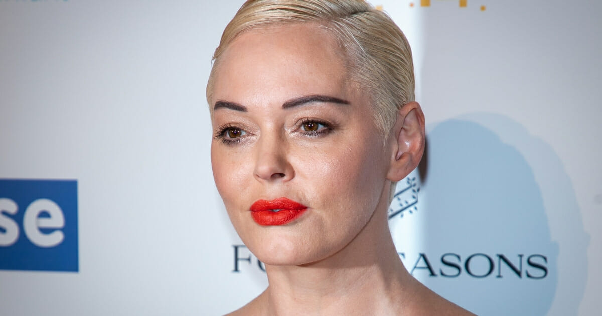 Actress Rose McGowan Turns on Hillary Clinton After Weinstein Report: 'I Can't Believe I Used To Support Her'