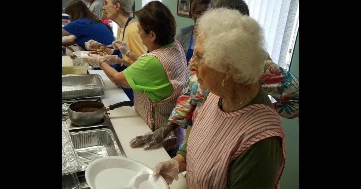 Meet the Award-Winning 97-Year-Old Woman Who Volunteers at Soup Kitchen Every Week