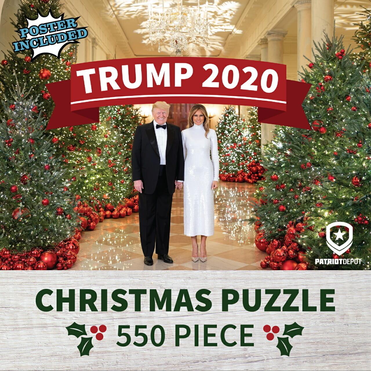 Trump 2020 Puzzle