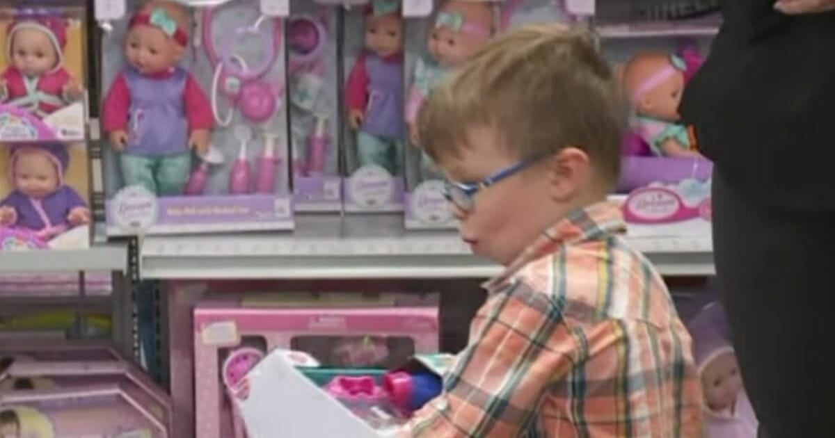 5-Year-Old Cancer Survivor Given Shopping Spree Decides To Spread Hope Instead of Keeping Toys