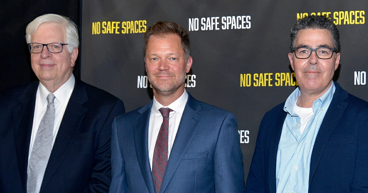 Curious: Moviegoers Are Loving Pro-Free Speech Movie 'No Safe Spaces,' but the Mainstream Critics Hate It