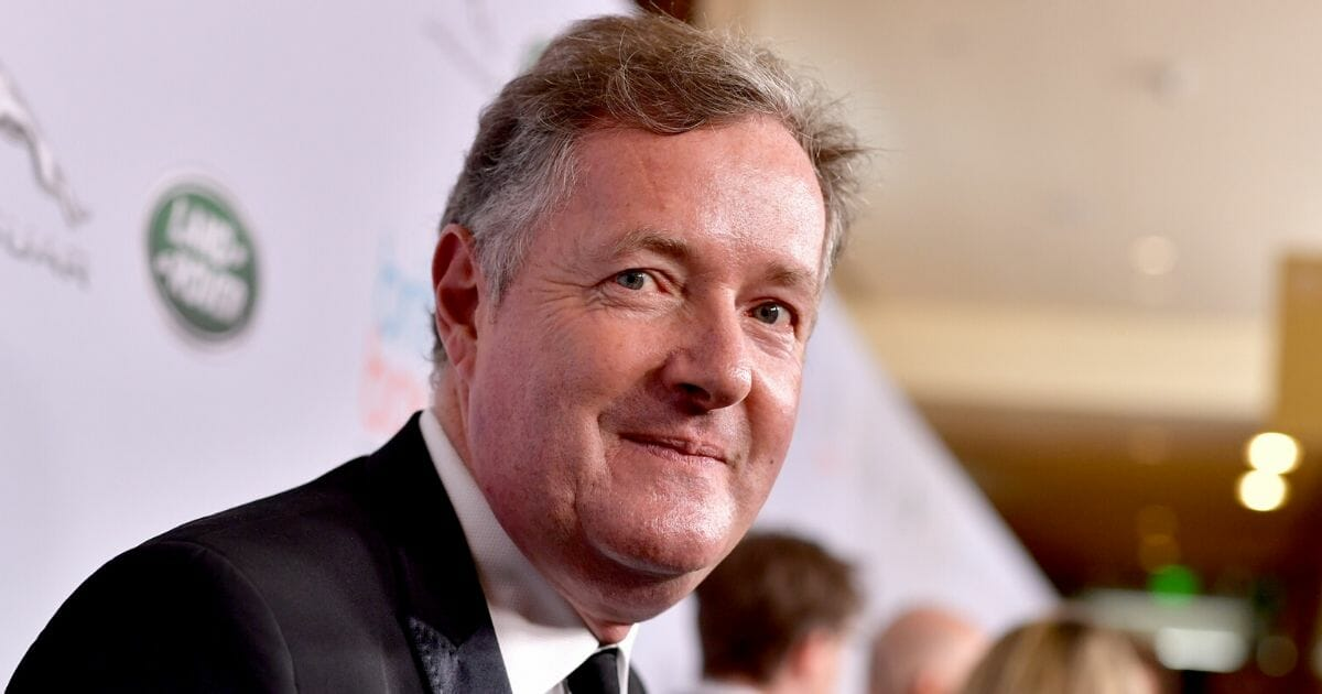 Piers Morgan: Comey's a Smug, Superman Wannabe Facing Very Dark Future