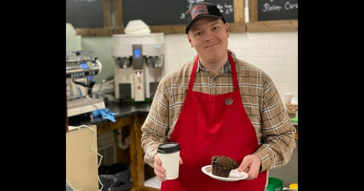 Man with Autism Opens Own Coffee Shop After No One Would Hire Him