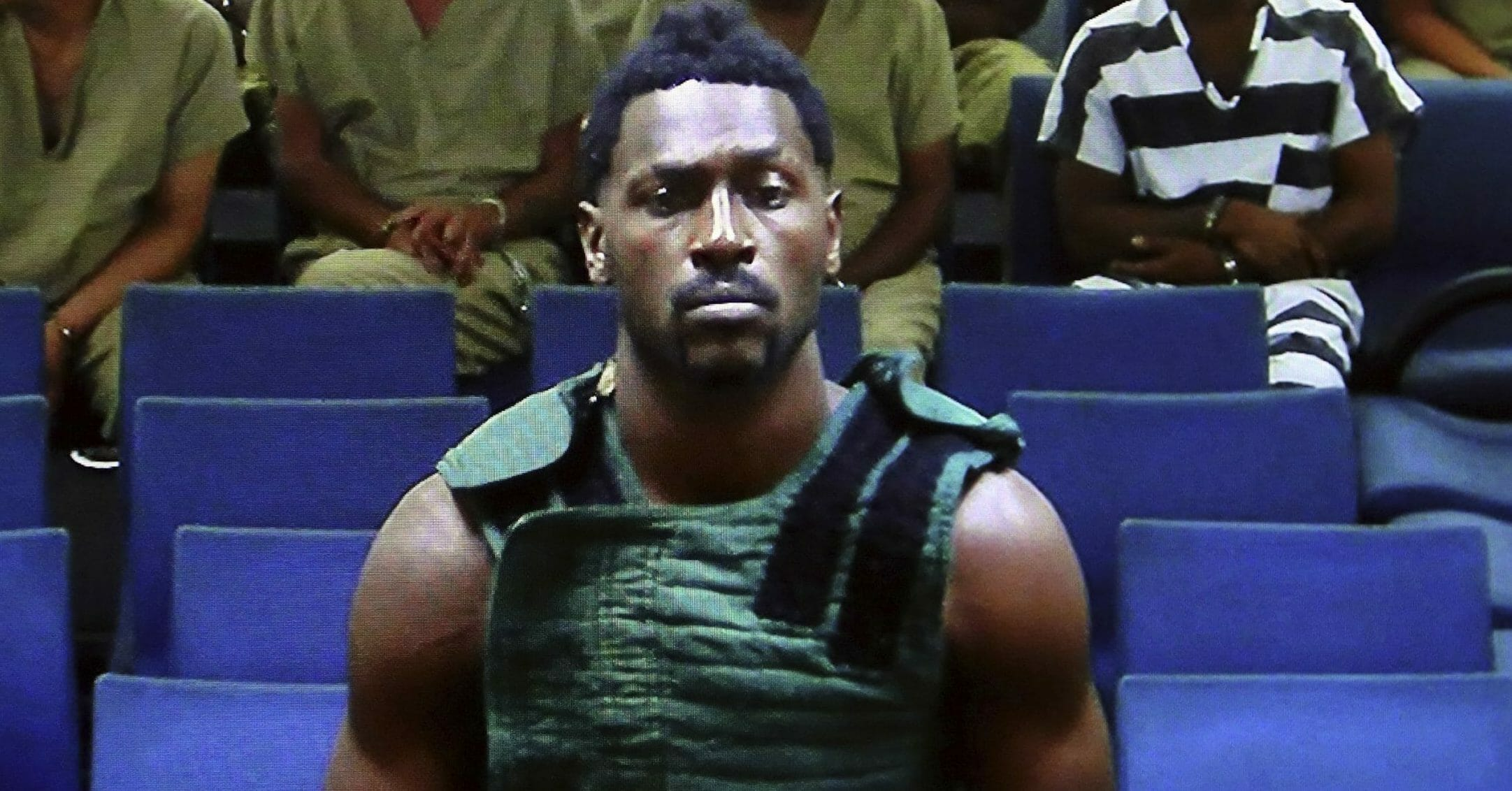 Judge Frees NFL Star Antonio Brown from House Arrest Due to ESPN Obligation