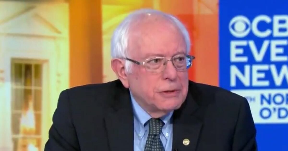 CBS Host Savages Bernie Over Mindbogglingly Expensive Plans