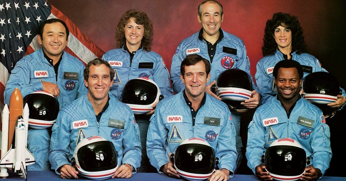 After Astronaut Husband Died in Challenger Explosion in 1986, Wife Found Valentine's Day Card in His Briefcase