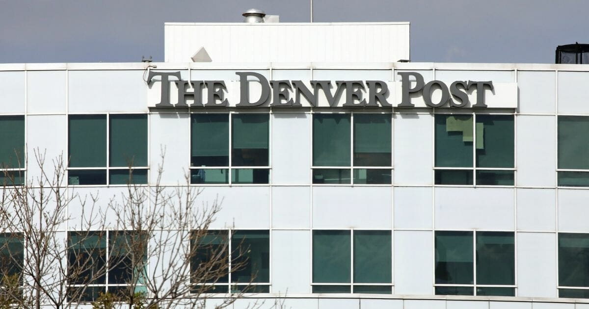 Denver Post Columnist Says He Was Fired for Saying There Are Two Sexes