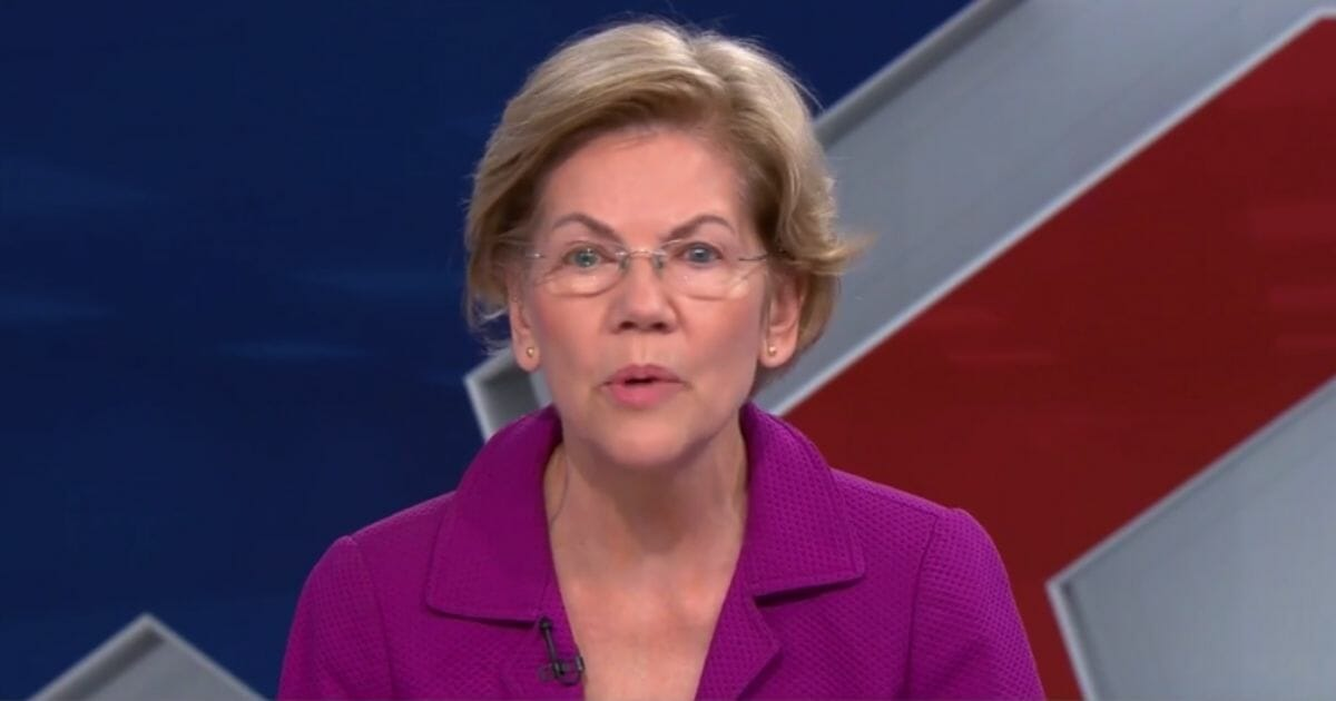 CBS Gives Warren Another Chance To Address Angry Dad, She Digs an Even Deeper Hole