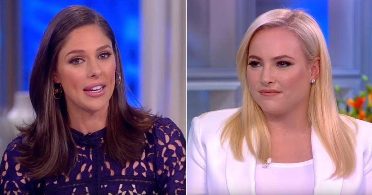 As Republican Abby Huntsman Leaves 'The View,' Insider Blasts 'So Rude' Meghan McCain