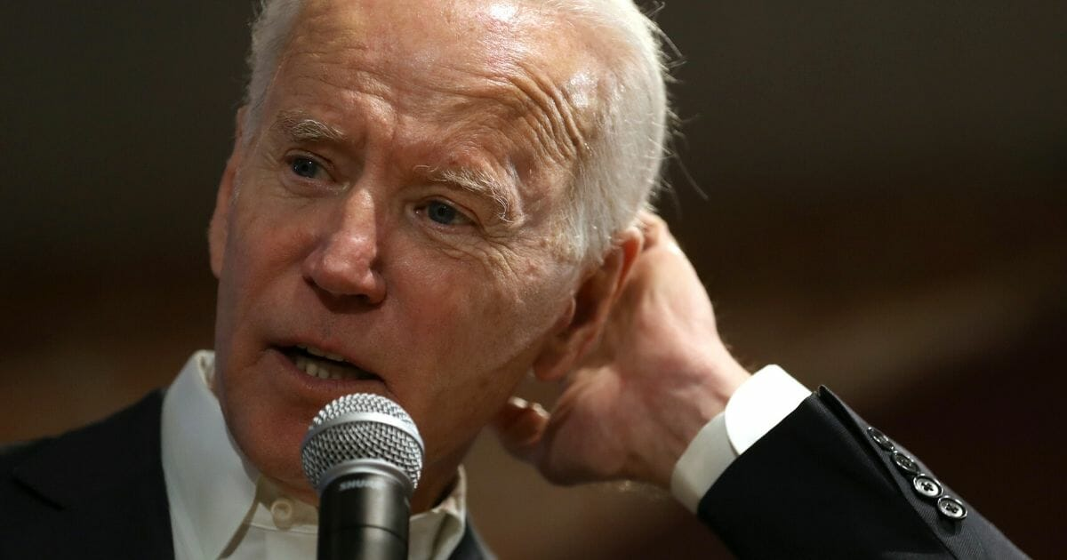 Report: Former Ukraine Prosecutor Files Complaint Charging Biden – Not Trump – Abused Power
