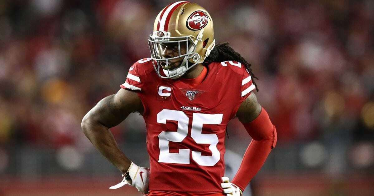 Outspoken 49ers Star Sherman on Potential White House Visit: 'I Doubt It'