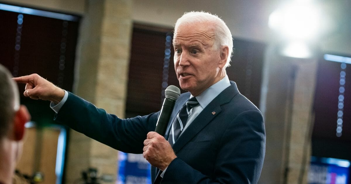 Biden Campaign Is Willing To Risk Staffers' Lives To Get Him Elected