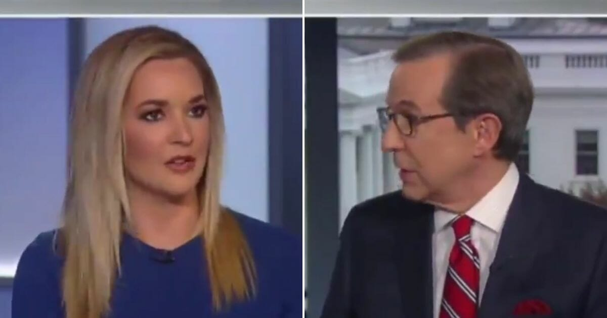 Brett Baier Rebukes Chris Wallace On-Air for Snapping at Conservative Katie Pavlich