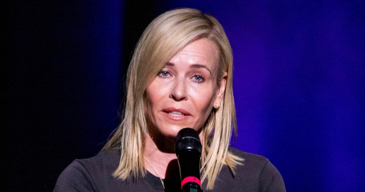 Chelsea Handler Gets Dragged on Twitter After Falsely Suggesting Trump Pardons Only Whites