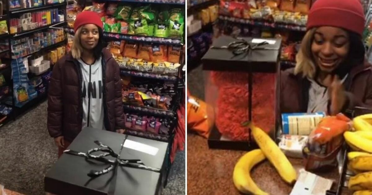 Store Cashier Offers Free Food to Customers in Need If They Can Solve Simple Math Problems