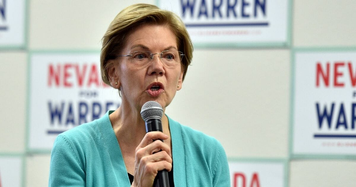 Warren Betrays Few Supporters She Has Left, Hops in Bed with Big Money