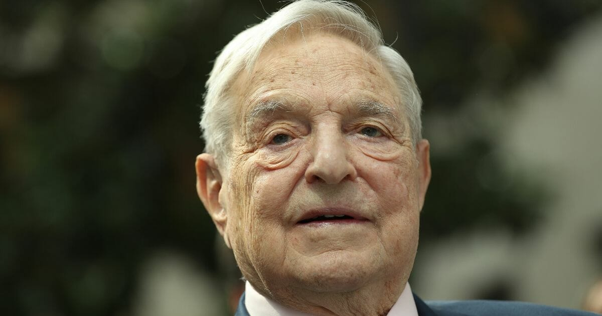 Soros Gets Blistering Response from Facebook After Attacking Company Over Trump Ads