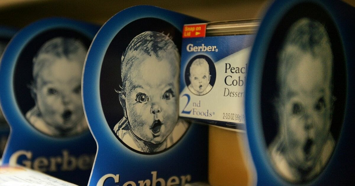 Could Your Grandchild Be the Next Gerber Baby?