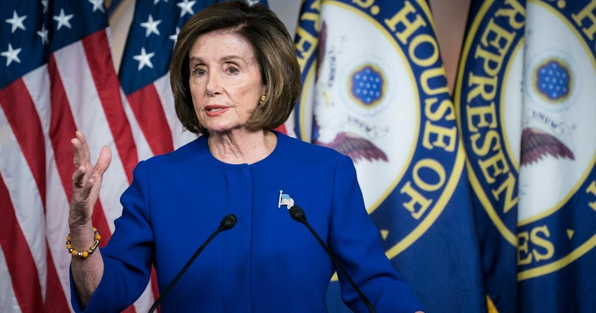 Pelosi Reveals She Almost Didn't Rip SOTU Speech Because of War Hero, But Trump Hatred Prevailed